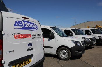 31 Mercedes-Benz Citan have been supplied and will be managed by Fraikin