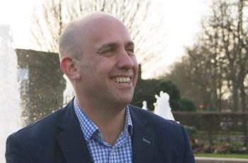 Nick Caesari, Fleet Source founder and CEO