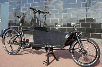 The DfT's eCargo Bike Grant has been raised from £50k to £200k