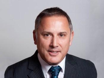 Trevor Hoyle, senior vice president Northern Europe operations FedEx Express