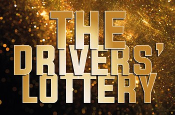 Van drivers can win cash for driving safely and efficiently, with Lightfoot's The Drivers' Lottery