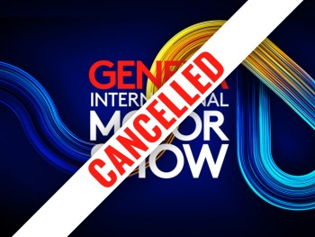 The 2020 Geneva Motor Show has been cancelled