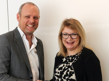 Paul Hollick and Caroline Sandall look to the future as they lead the Association of Fleet Professionals