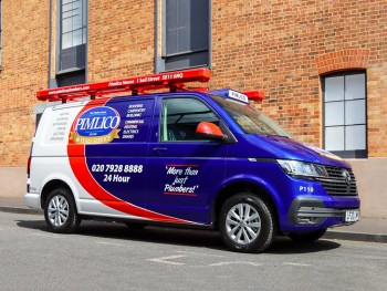 The new vans are estimated to save the company £330,000 each year on emissions charges