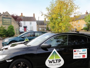 The WLTP Challenge takes place on 10 October 2019