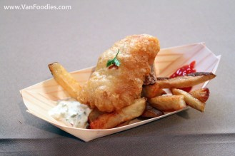Beer Battered Halibut