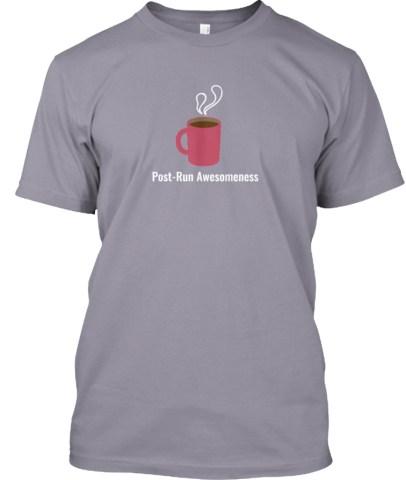 Post-Run Awesomeness