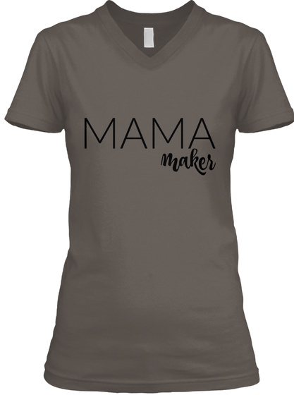 Help Launch The Mama Maker Tees! A t-shirt line made specifically for ALL mama makers!