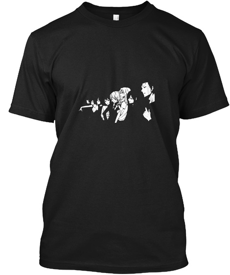 Stein's Gate Tee Shirt