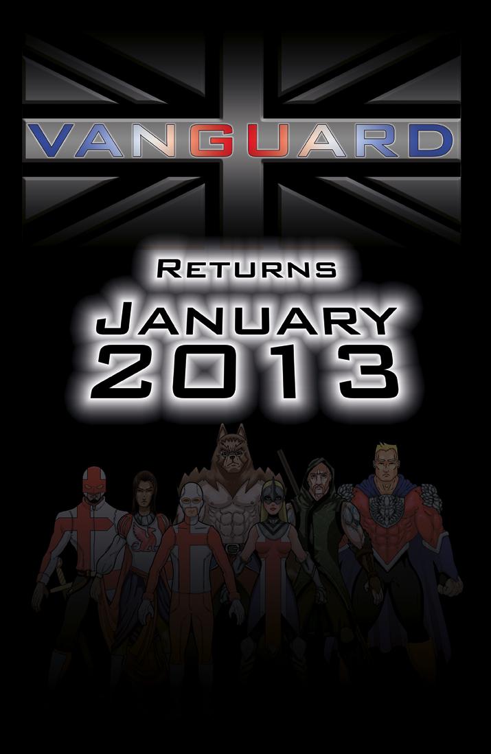 Vanguard Returns January 2013
