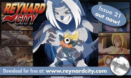 Reynard City 21 Promo