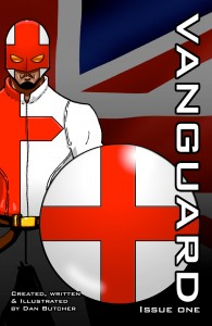 Vanguard-Issue-One-Cover