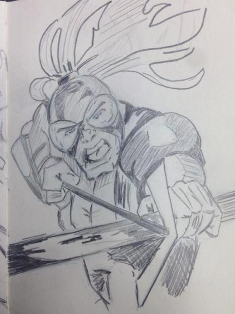 X-Bow Fan Art