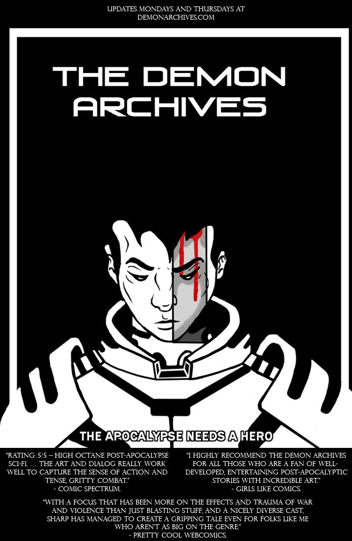 TRAILER – The Demon Archives