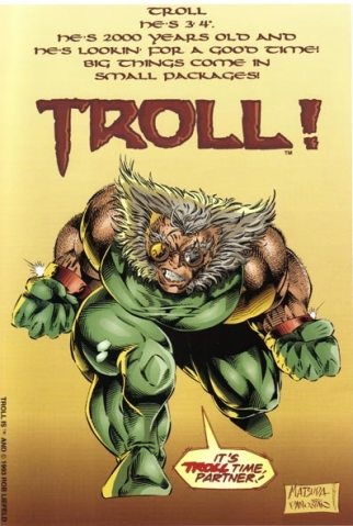 Troll Promotional image