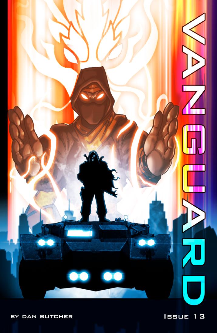 V13 Cover