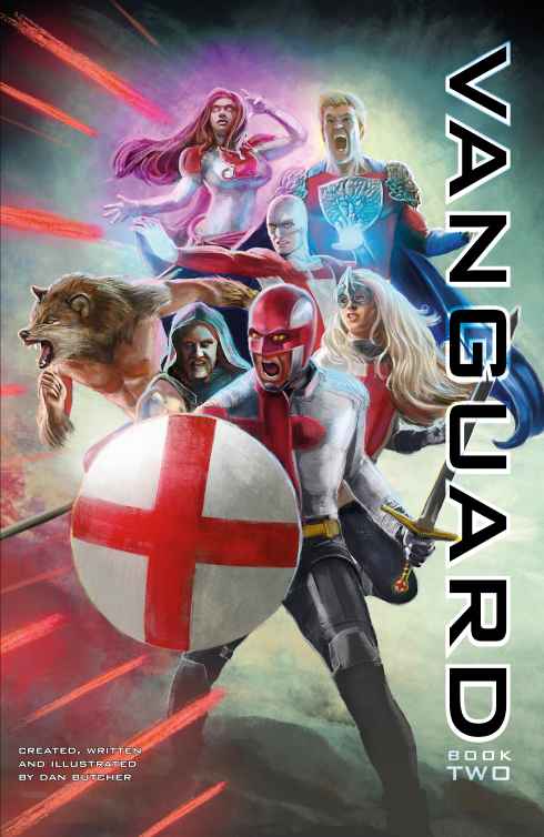 vanguard book two cover