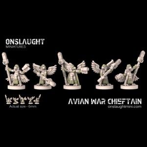 Avian War Chieftan