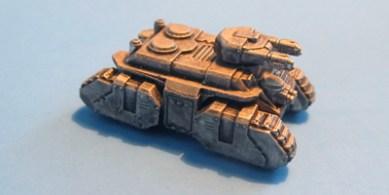 Hestia Flame Tanks