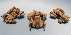 Raijin Grav Tanks
