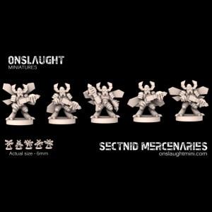 Sectnid Mercenaries