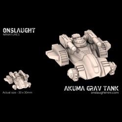 Akuma Grav Tanks