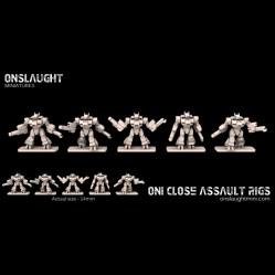 Oni Close Assault Rigs
