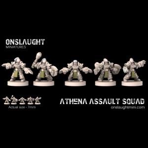 Athena Assault Squad