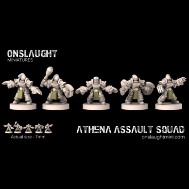 Athena Assault Squad