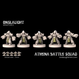 Athena Battle Squad