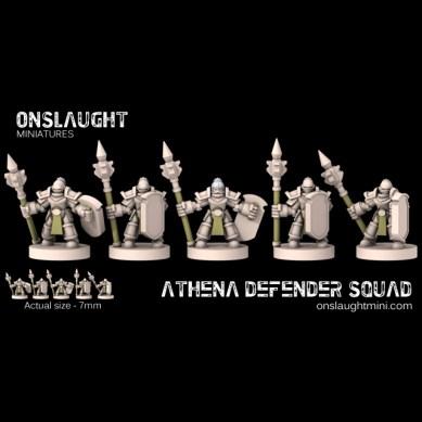 Athena Defender Squad