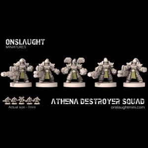 Athena Destroyer Squad