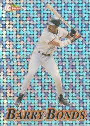 Barry Bonds was my favorite baseball player. I remember trading for this card with my 5th grade teacher's husband.