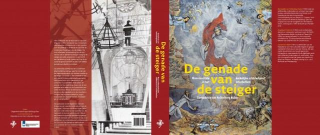 Omslag van 'De genade van de steiger' (2013).