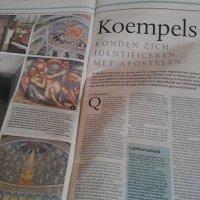 De genade van de steiger in Dagblad De Limburger