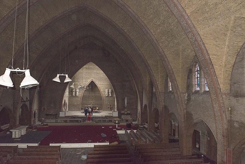 Waardenstellend onderzoek sacramentskerk tilburg 2005 for Interieur udenhout