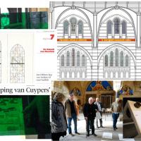 Jan Dibbets ontmoet Joseph Cuypers