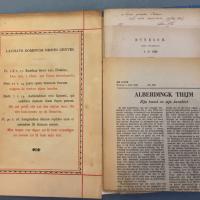 Van ingenestelde stukken, het Gildeboek en een dilemma