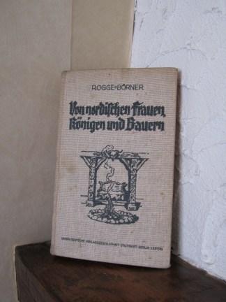 Cover of Sophie Rogge-Börner's book (1935).
