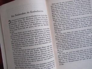 """Chapter on """"Unn Ketilstochter, die Landnehmerin""""."""