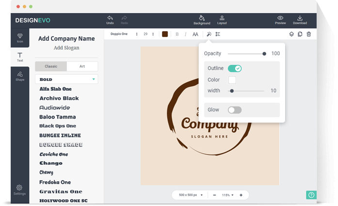 designevo-text-branding