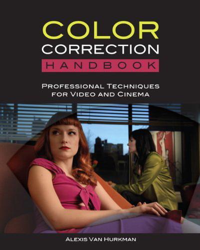 Alexis Van Hurkman, Color Grading Handbook