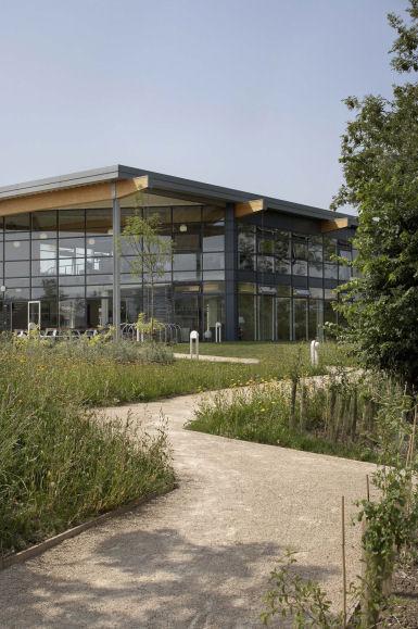 Gensler Building 2008 Green