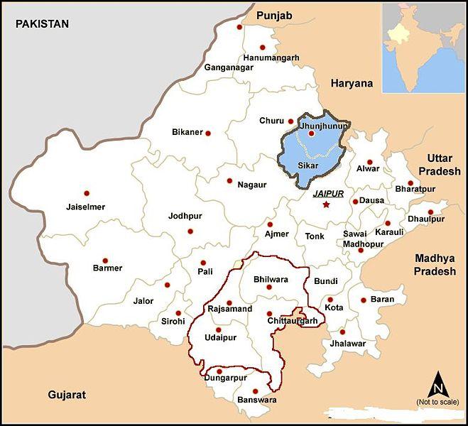 Shekhawati Region Rajasthan India