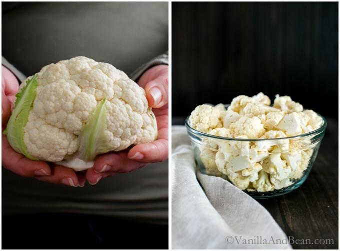 Chana Dal with Cauliflower, Cashews and Coconut Milk   Vegan + Gluten Free   Vanilla And Bean
