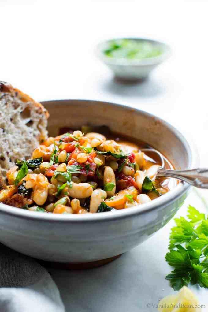 Wheat Berry Stew