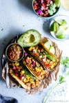 Rancheros Tofu Scramble has all the flavor and texture as huevos rancheros, but is egg-free. Even egg lovers get excited about this Tofu Scramble recipe! It offers a wonderful vegan and gluten-free option for breakfast, lunch and dinner!