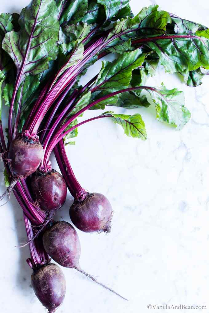 My best tips for How to Roast Beets using a simple, no waste method