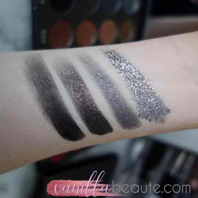Textured Neutrals Palette tati swatch
