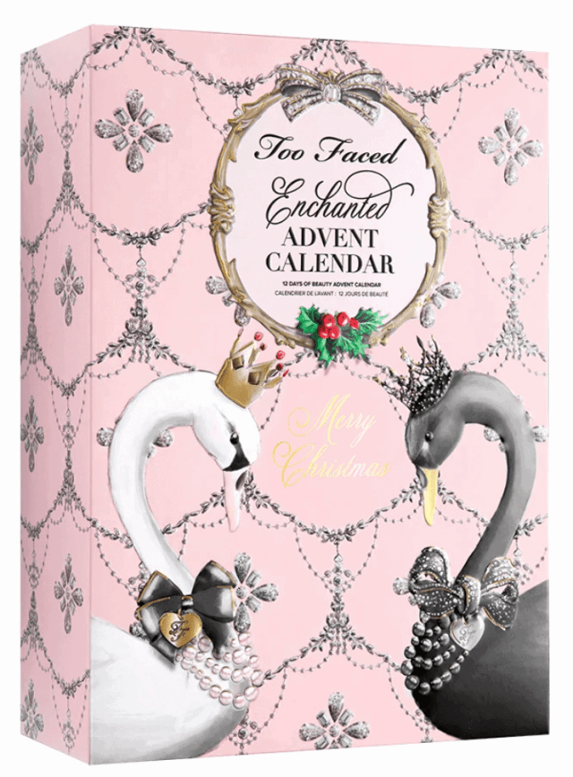 calendrier de l'avent 2020 too faced